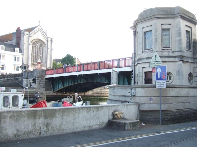 Town Bridge, Weymouth