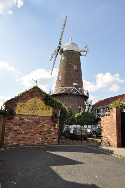 Windmill B&B, Scarborough