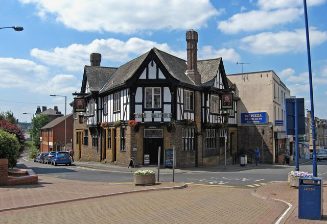 The Mitre, Lower High Street