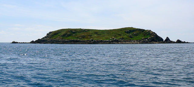 Great Innisvouls in the Eastern Isles, Scilly