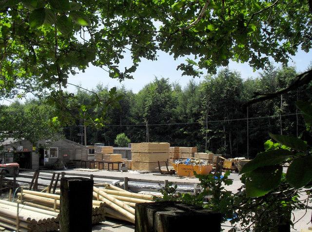 Norman Cox's Timber Yard