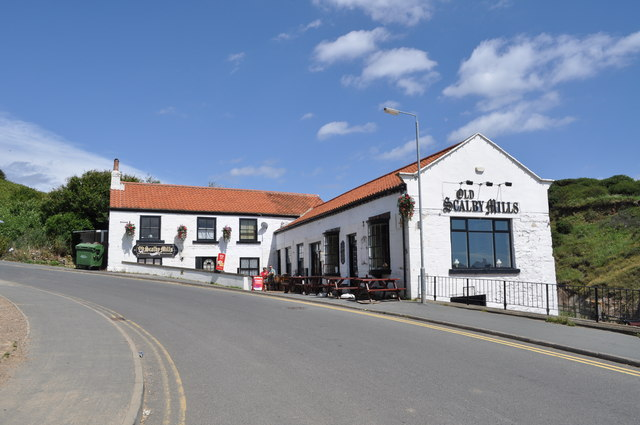 Old Scalby Mills pub