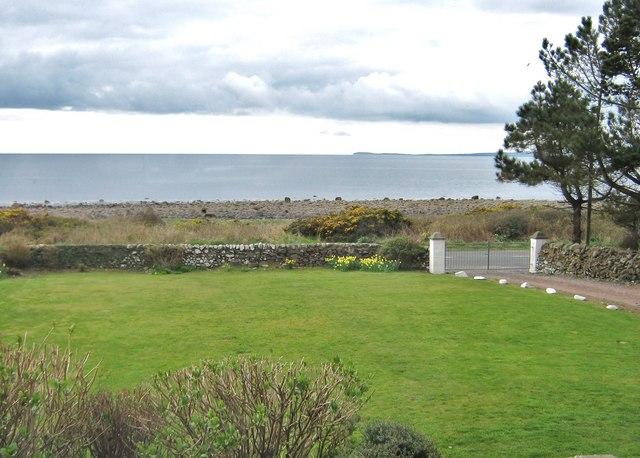 Garden at Seabank