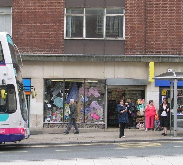 The Spinner Woolshop - Eastgate