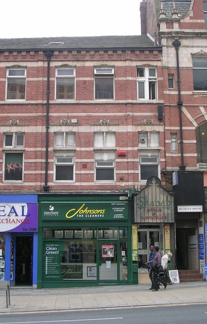 Johnsons the Cleaners - Eastgate