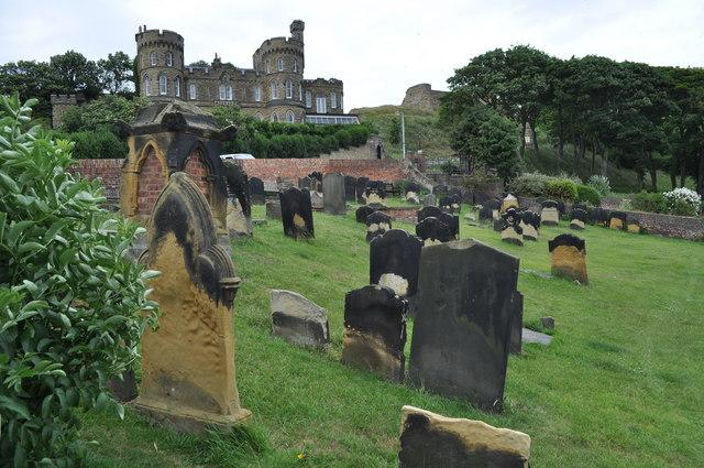 St. Mary's Church graveyard