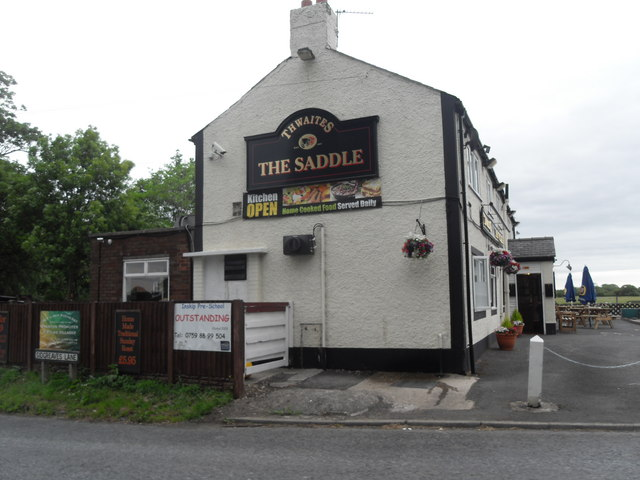 The Saddle