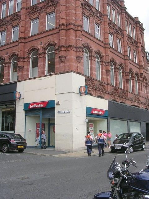 Ladbrokes - Harewood Street