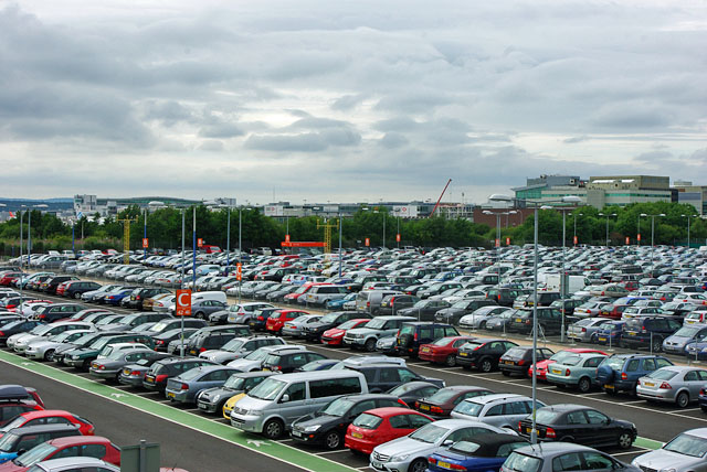 Airport Gatwick Car Park