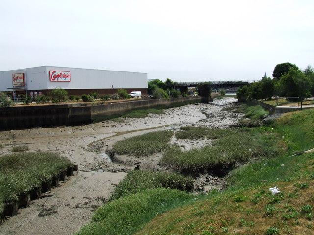 Jane's Creek, Strood