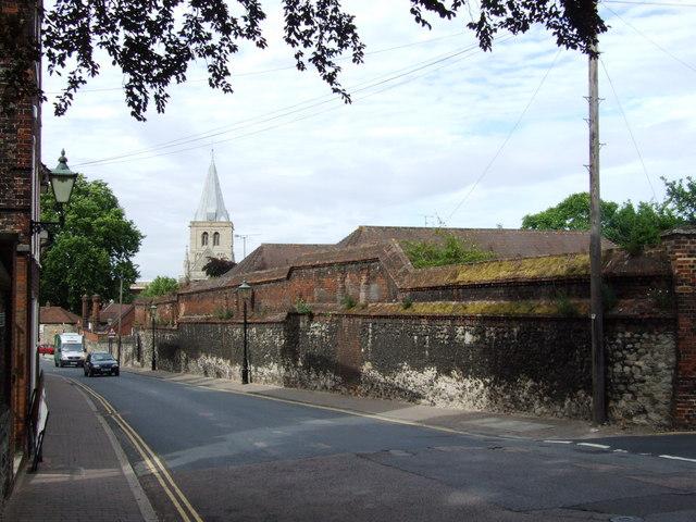 St. Margaret's Street, Rochester