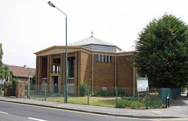 St Peter, Pickford Lane, Bexleyheath, Kent DA7