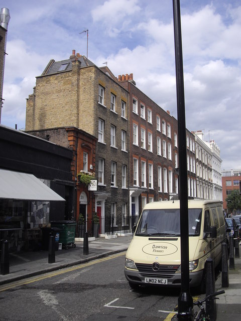 Rugby Street, London