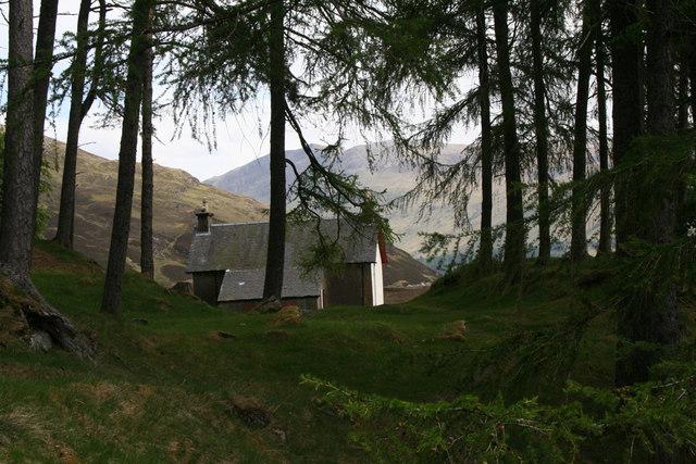 Creaguaineach Lodge