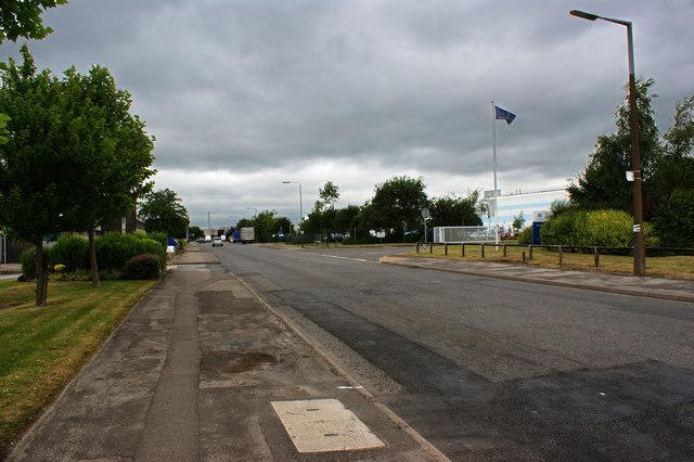 Cotes Park Industrial Estate, Alfreton