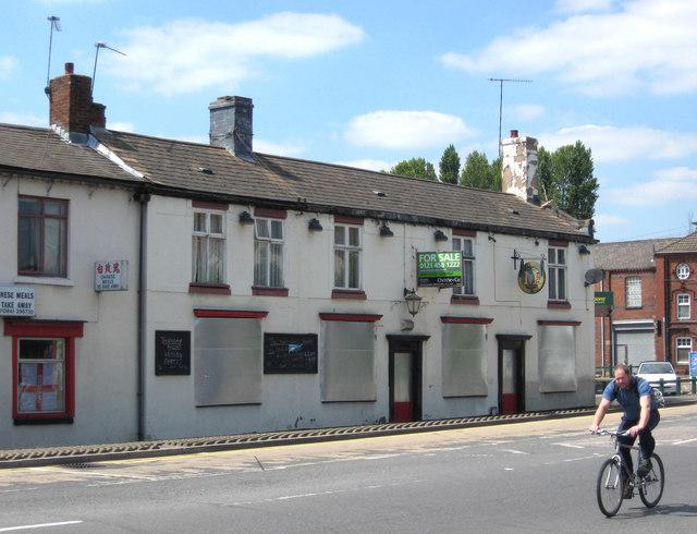 The Moorings Tavern (closed), 78-80 High Street, Amblecote