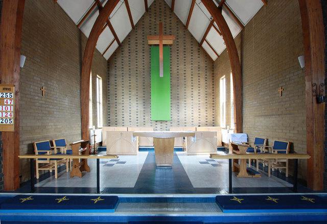 St Andrew, Brampton Road, Bostall Heath, Bexleyheath, Kent DA7 - Sanctuary