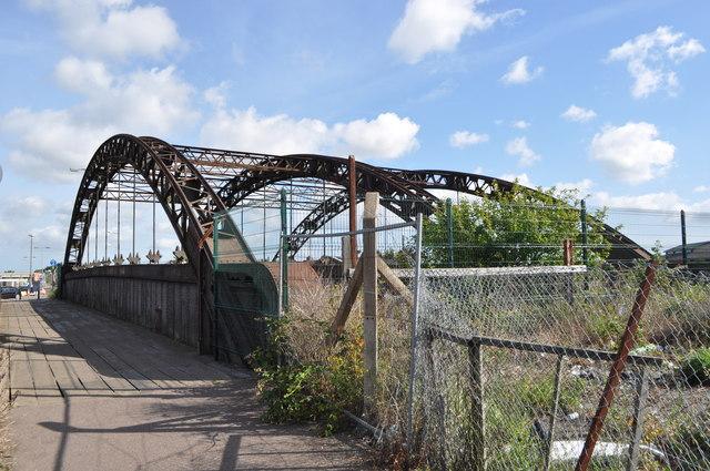 Old Quay Branch Bridge
