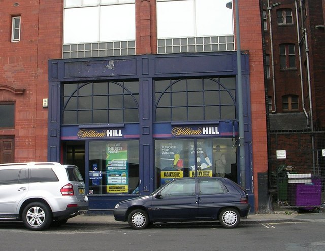 William Hill - Harewood Street