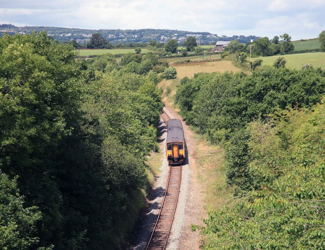 The Tamar Valley Line
