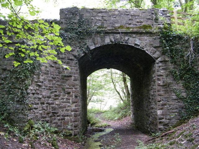 Bridge over Kerry Branch Railway