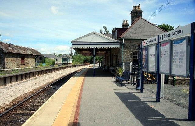 Bere Alston Station
