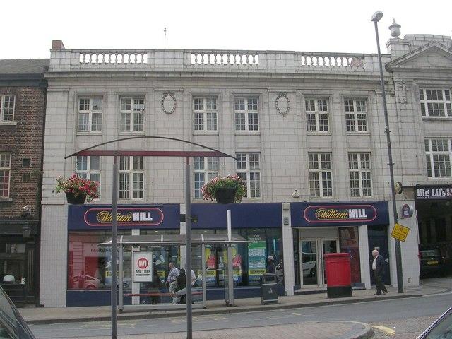 William Hill - The Headrow