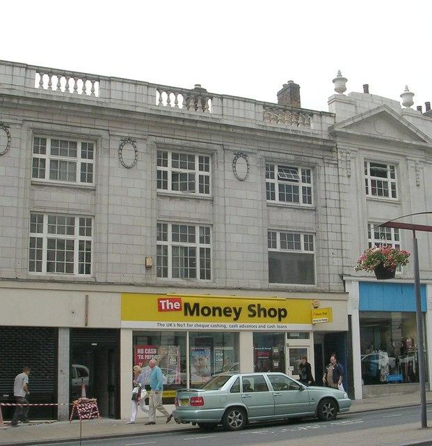 The Money Shop - The Headrow