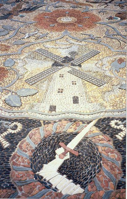 Windmill Mosaic Clifton Square Lytham