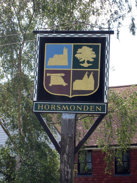 Horsmonden Village Sign
