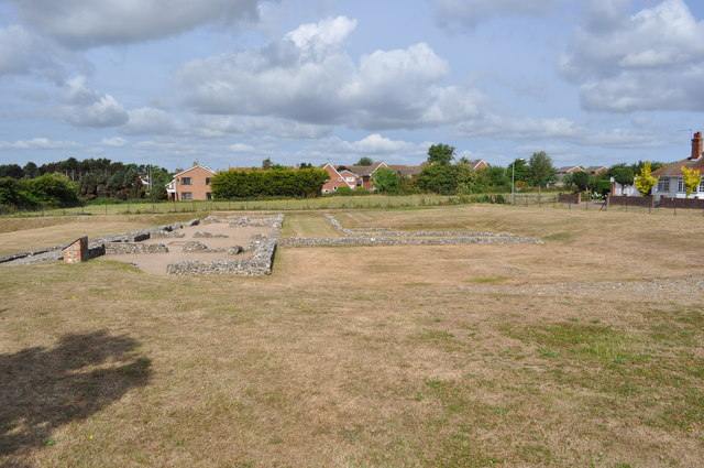 Caister on Sea Roman Saxon Shore Fort