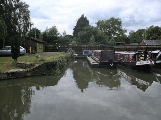 Weedon-Grand Union Canal