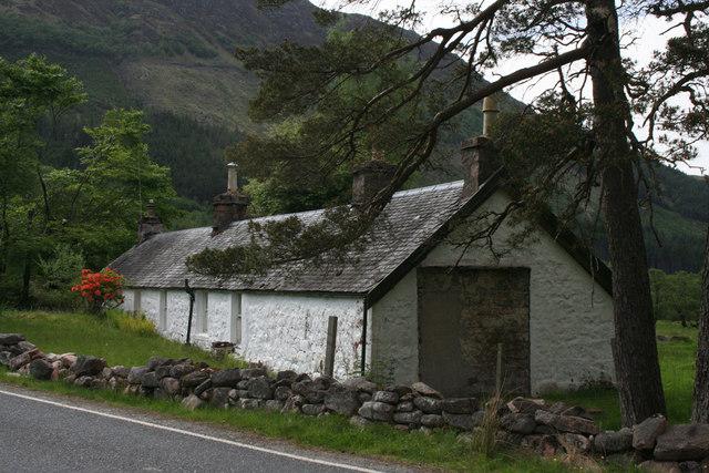 Cottage in Glen Nevis