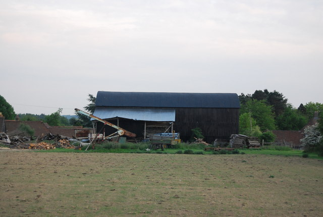 Barn, Camphill