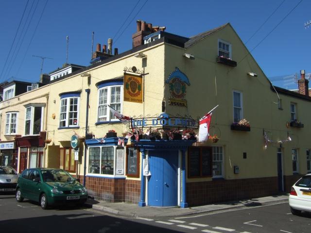 The Dolphin Inn, Weymouth