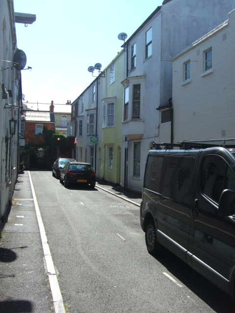 Albert Street, Weymouth