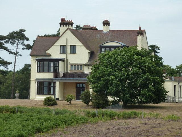 Tranmer House, Sutton Hoo