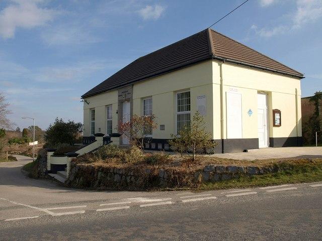 Trethurgy Village Hall