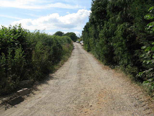 The Vanguard Way NW to High Hurstwood