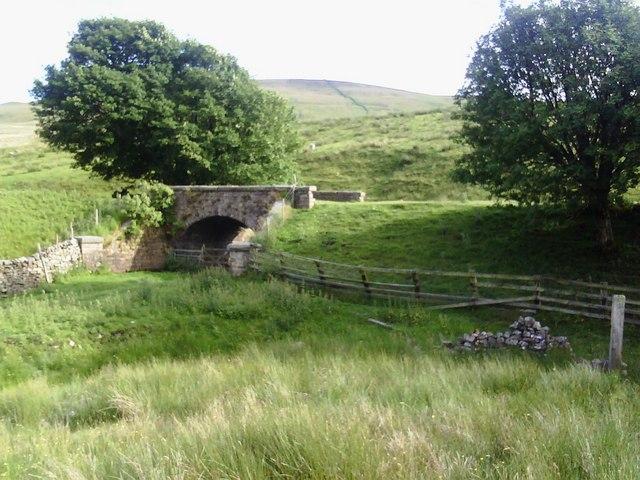 Bridge and track bed