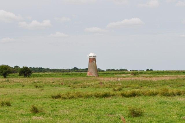 West Somerton Drainage Mill