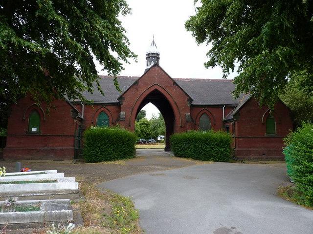 Bentley Cemetery Chapel of Rest