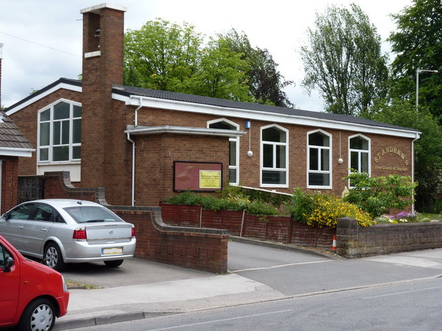 St Andrew's Free Church of England, Willenhall