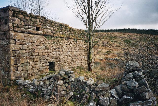 Dob Dale Ruins - Bowland