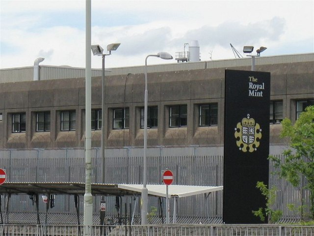 The Royal Mint, Llantrisant