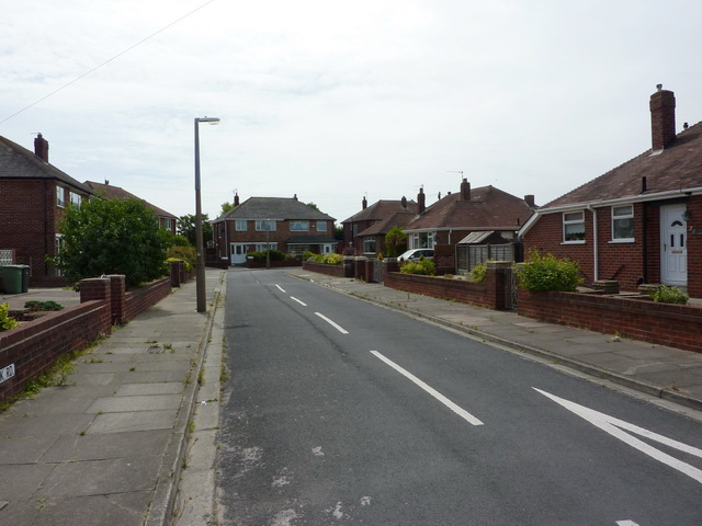Troutbeck Road, St Annes
