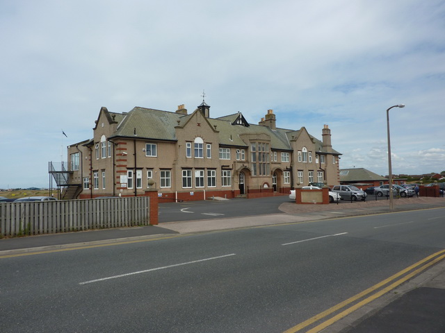 St. Annes' Old Links Golf Club, Clubhouse