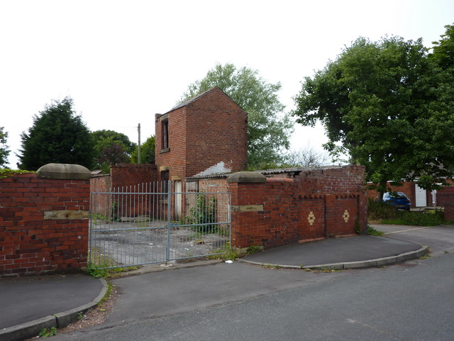 Building off Shepherd Road North