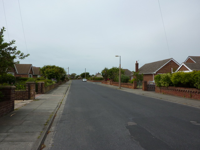 Crosland Road North, St. Annes