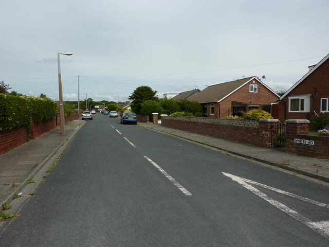 Whitby Road, St. Annes